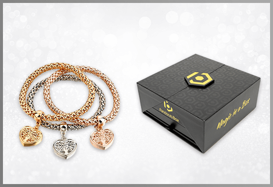 Magic In A Box Tree Of Life Heart Edition Charm