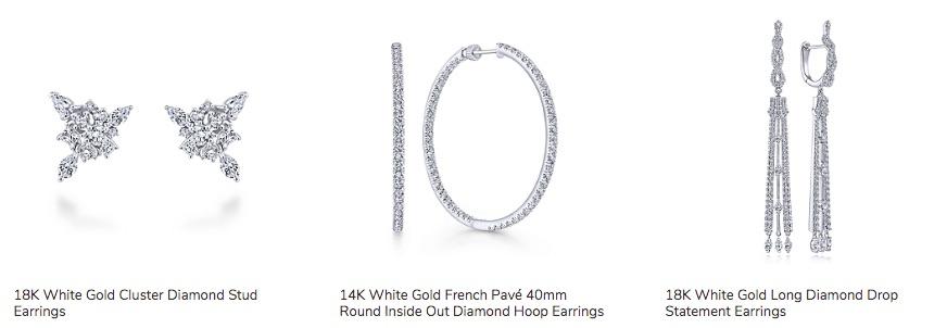 Gabriel & Co. Earrings
