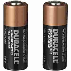 Duracell Alkaline 23 12V 2PK