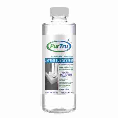 Jetted Tub System Sanitizing and Cleaning Solution