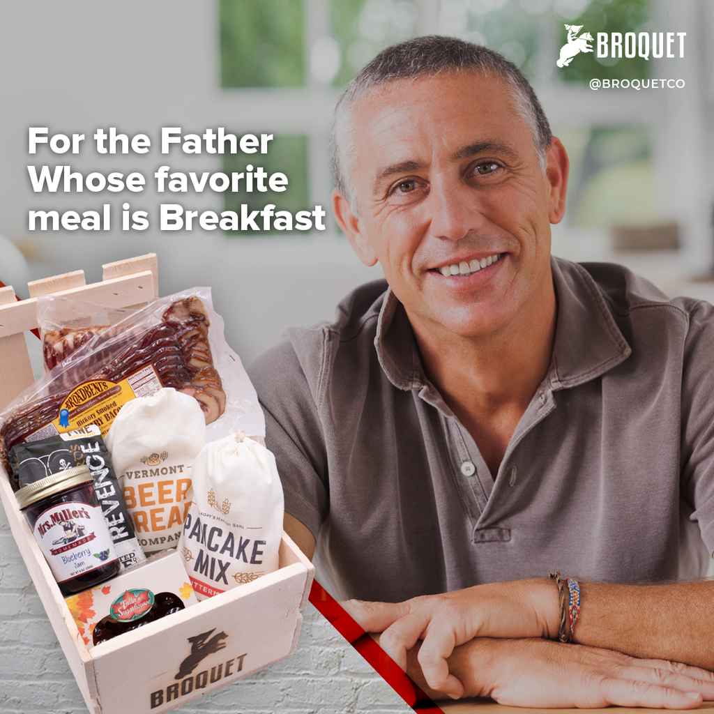 Breakfast Gift Set for Men for Father's Day