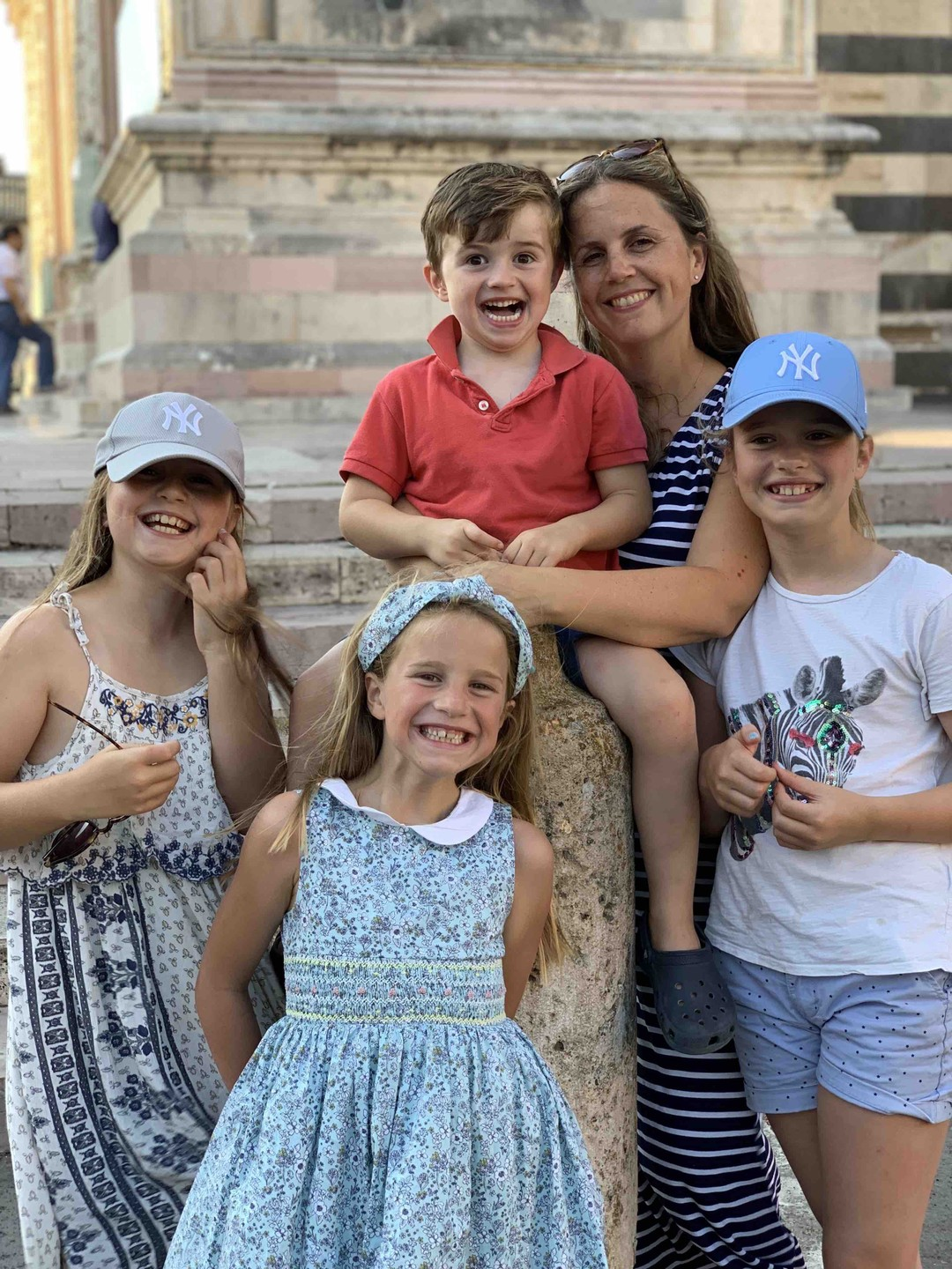 Anna and Family