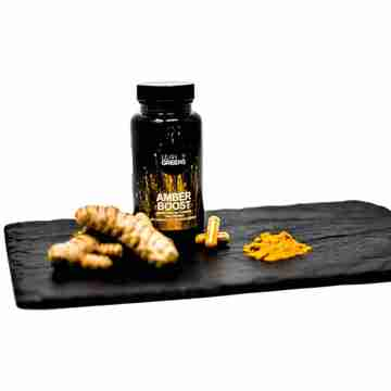 Organic Turmeric powder with Vitamin D3
