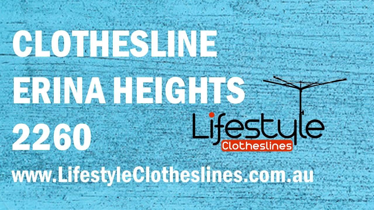ClotheslinesErina Heights2260NSW