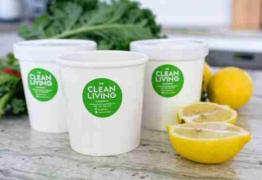 Natural collagen powders from Clean Living Company