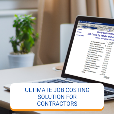 Ultimate Job Costing Solution For Contractors
