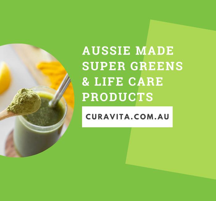 best aussie super greens powders