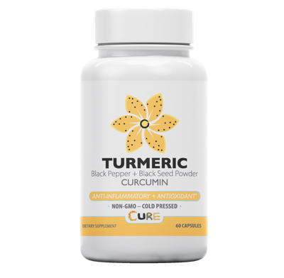 Turmeric Black Seed Powder capsules