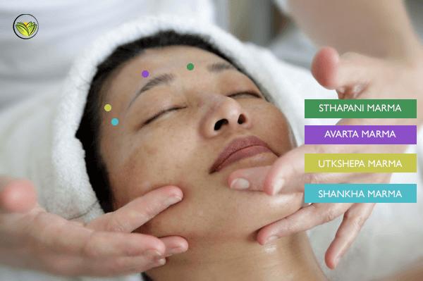 9 Ways To Use Kesaradi Oil: 3. As a facial oil bath.