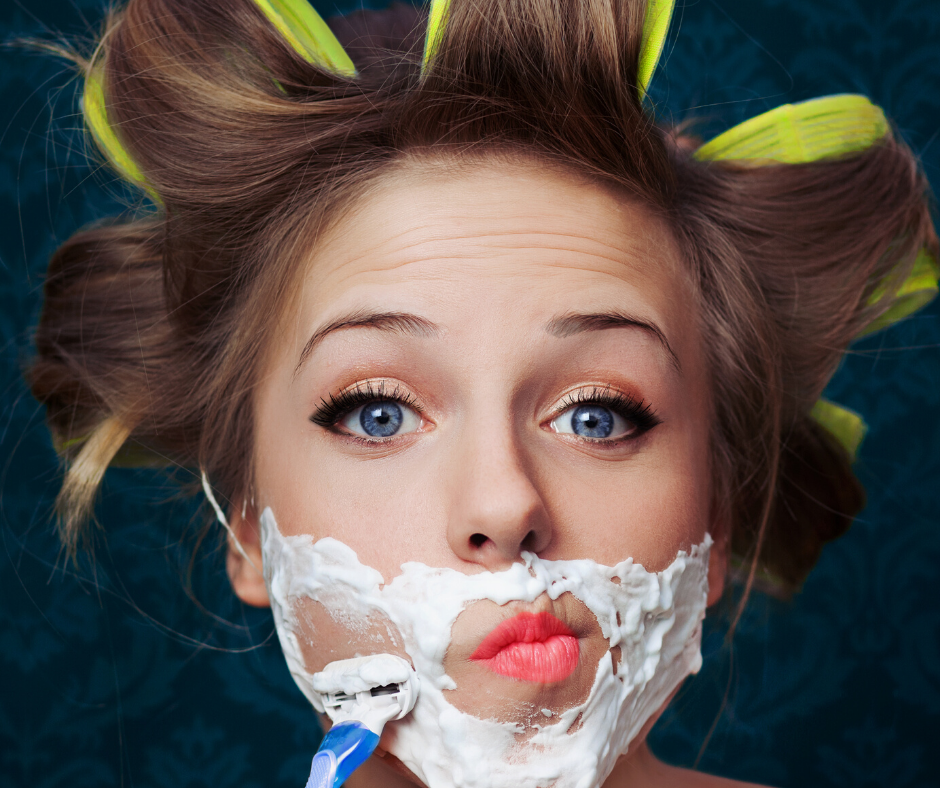 The Secret and Shame of Unwanted Facial Hair