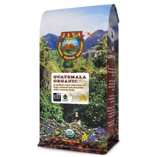 Guatemala Organic low acid bird friendly fair trade