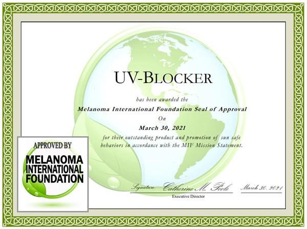 Melanoma International Foundation Approval
