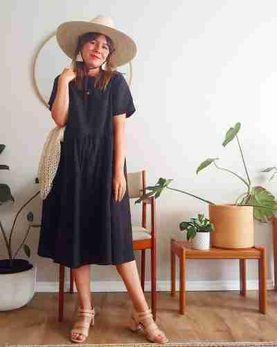 Nico Dress Black