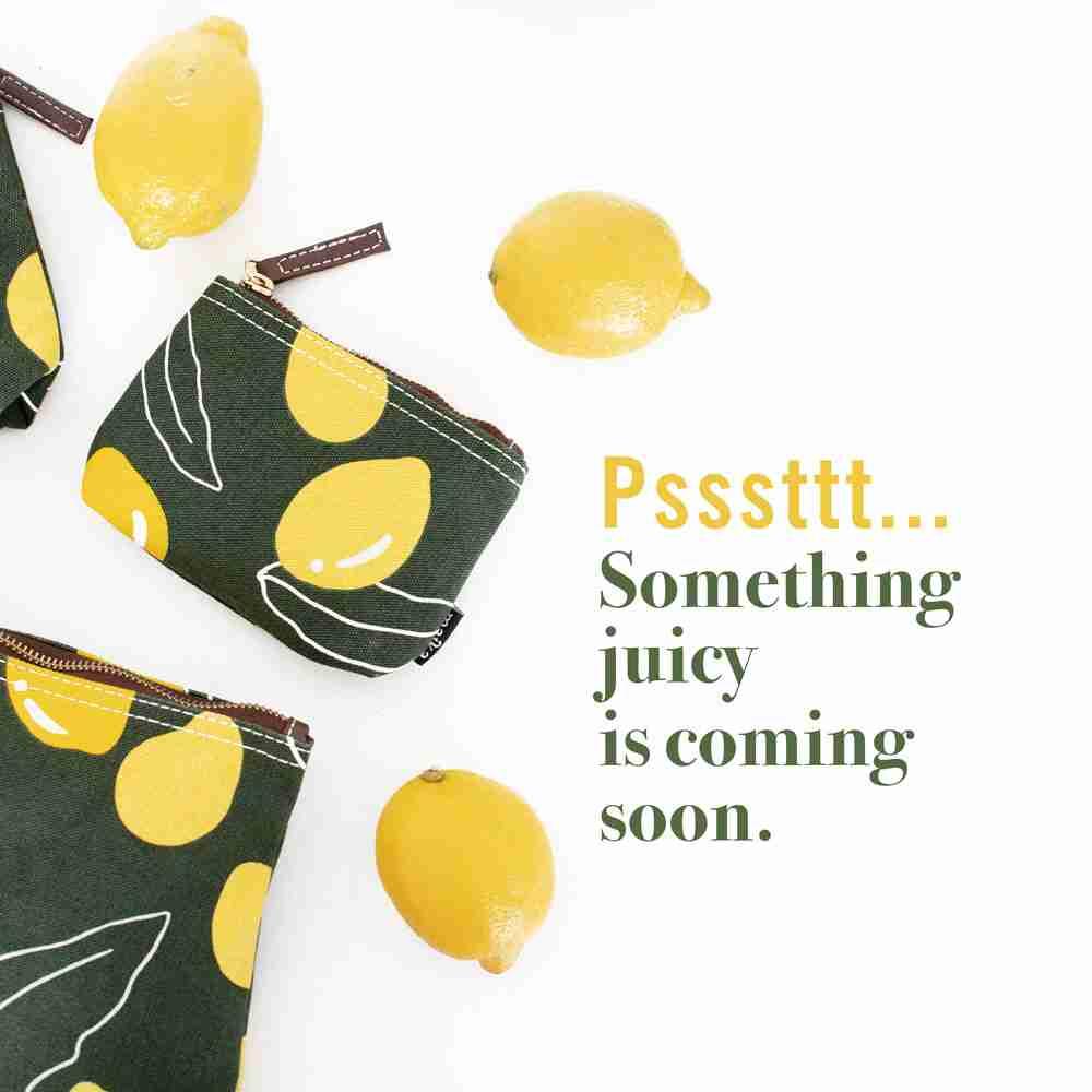 Limited Edition Lemoni is coming soon...