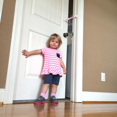 child safety door lock