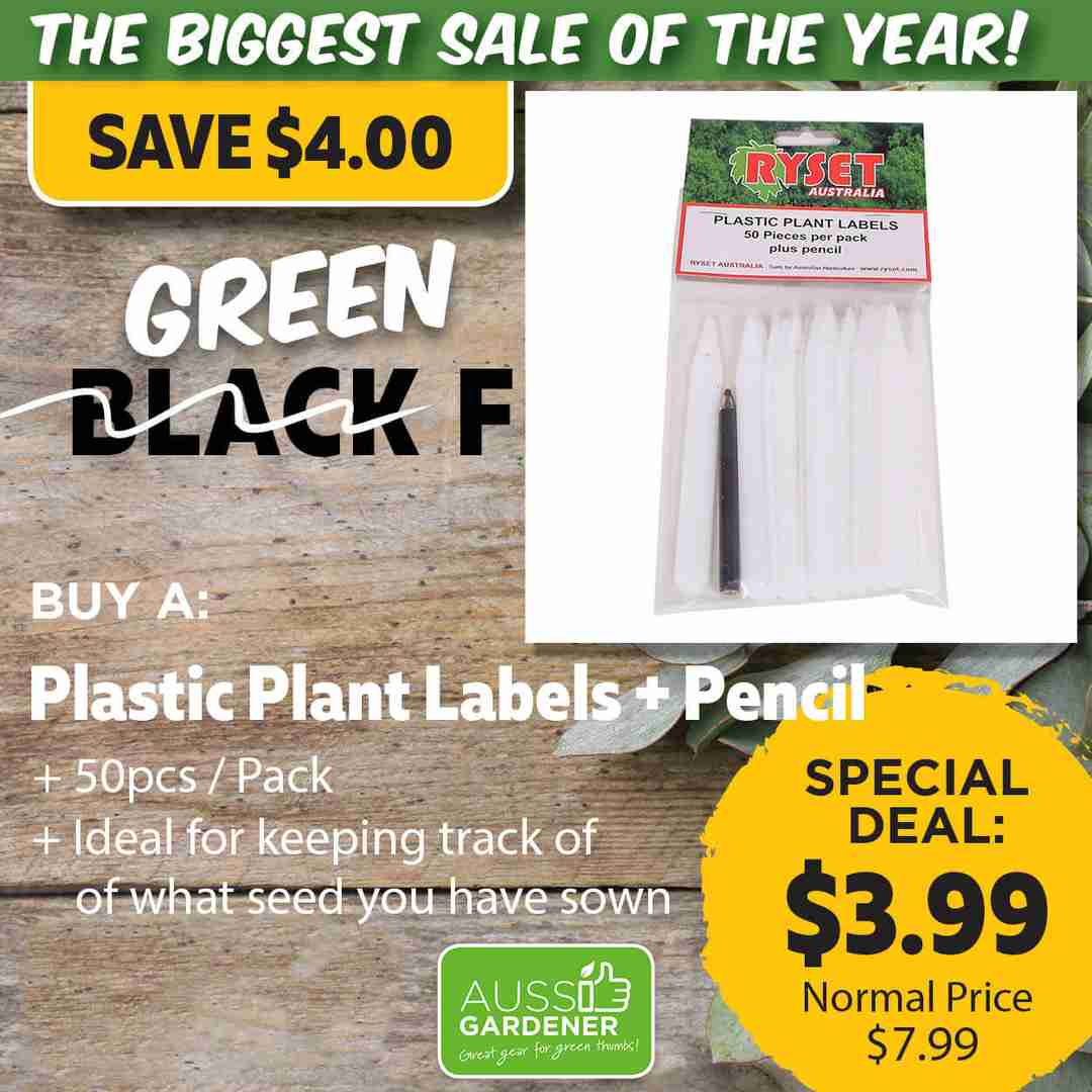 Green Friday Super Deal $7.99 value for just $3.99 - The biggest sale of the year.