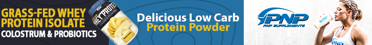 Grass-Fed Whey Protein Isolate and Bovine Colostrum.