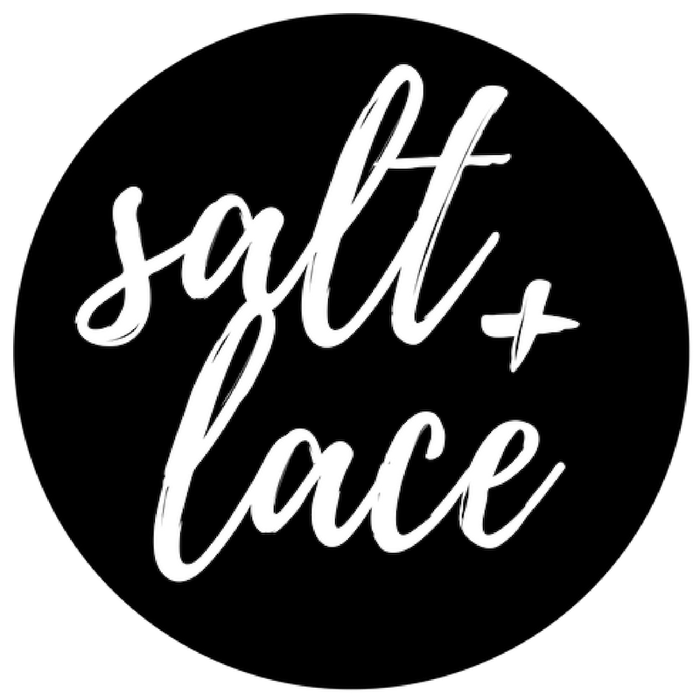 Salt and Lace Intiamtes logo