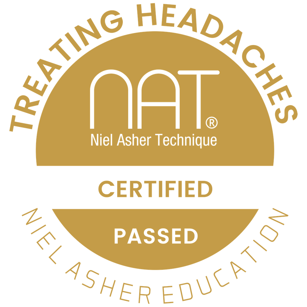 NAT TREATING HEADACHE COURSE CERTIFICATION
