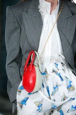 Louis Vuitton Oval Bag