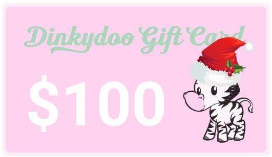 dinkydoo gift card