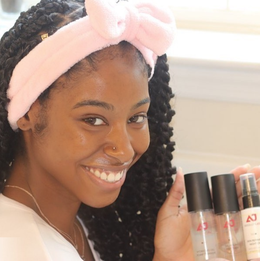 Real Absolute JOI Customer Clean beauty - Black Skincare