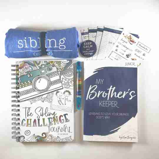 sibling bundle with journal