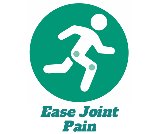 Three Arrows Collagen Peptides Ease Joint Pain