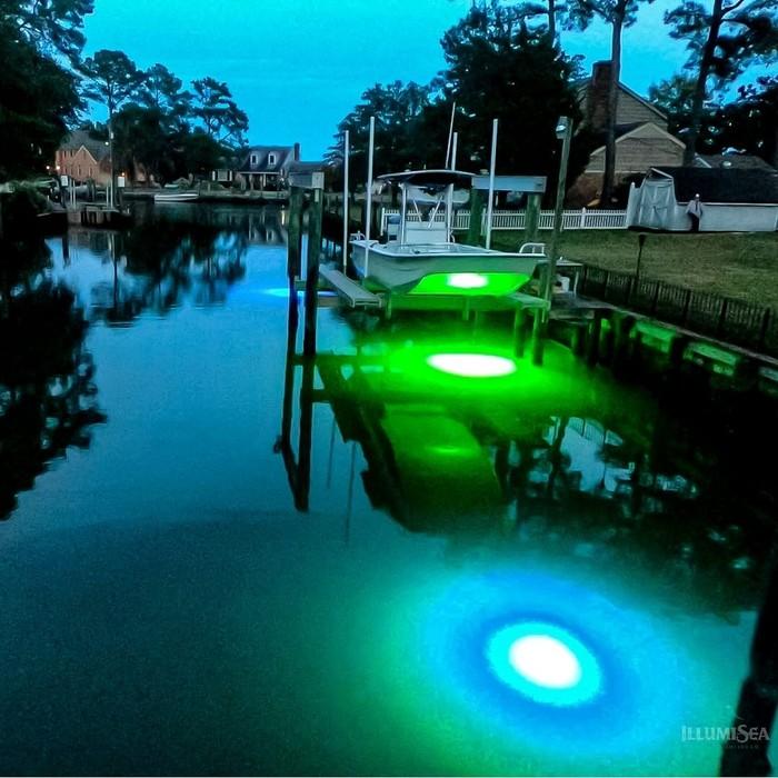 dock-lights-underwater