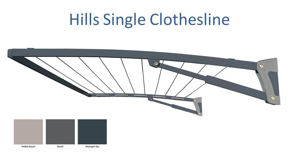 hills single 2.2m wide colour options
