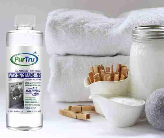 Washing Machine Sanitizer and Cleaner