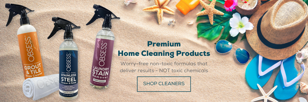 Premium Home Cleaning Products