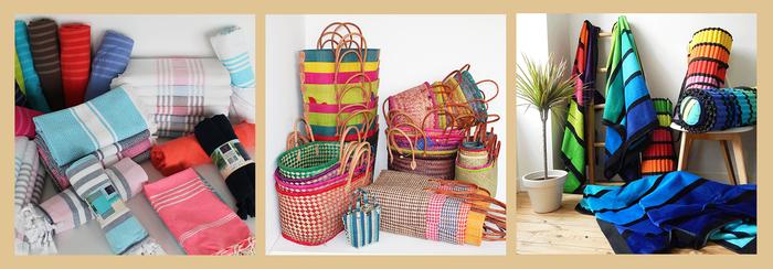 Grossiste serviettes de plage - fabricant accessoires de plage