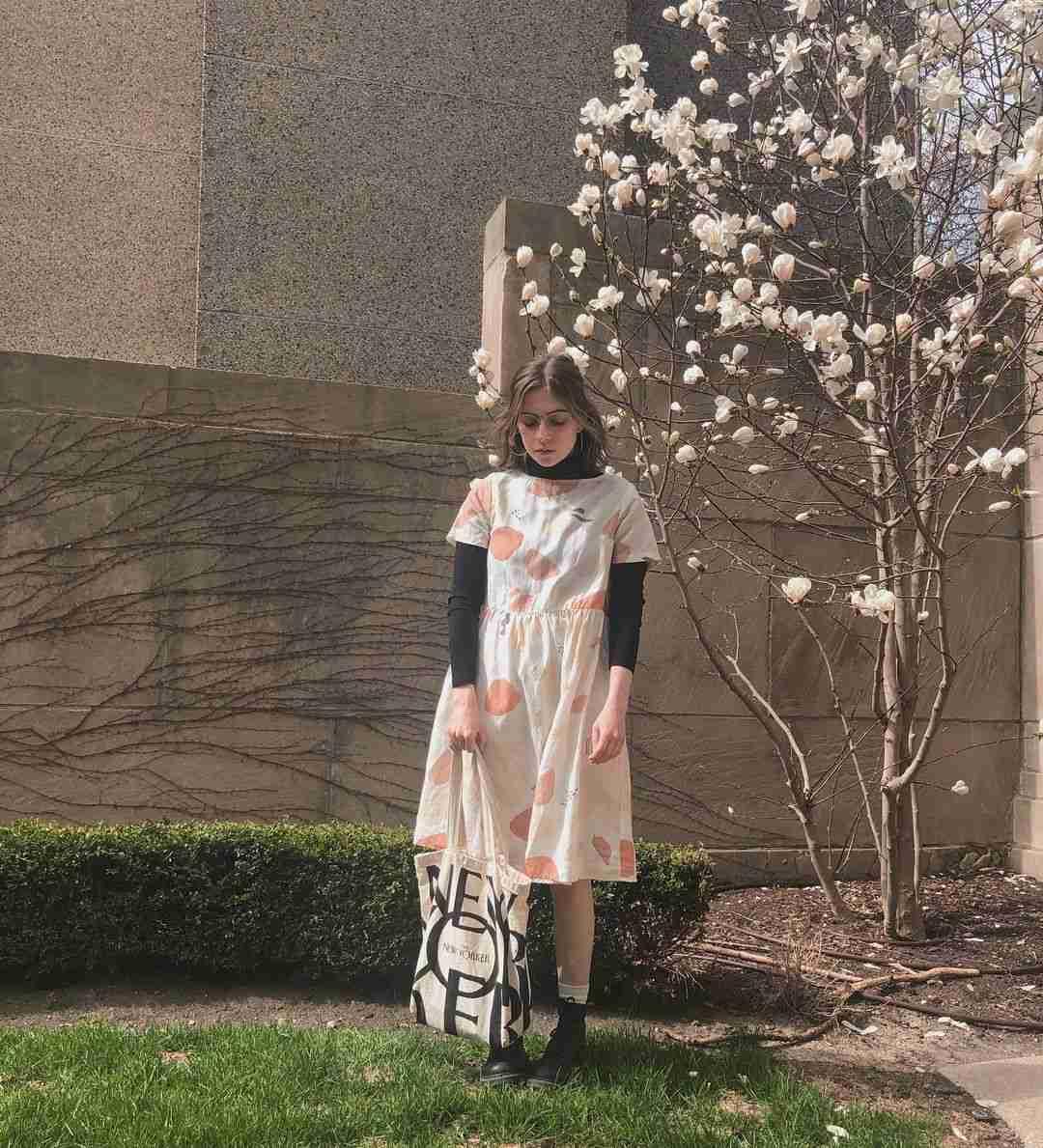 Ambassador Teresa | Nico Dress Caroline Print