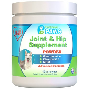 Joint and Hip Powder for Dogs and Cats
