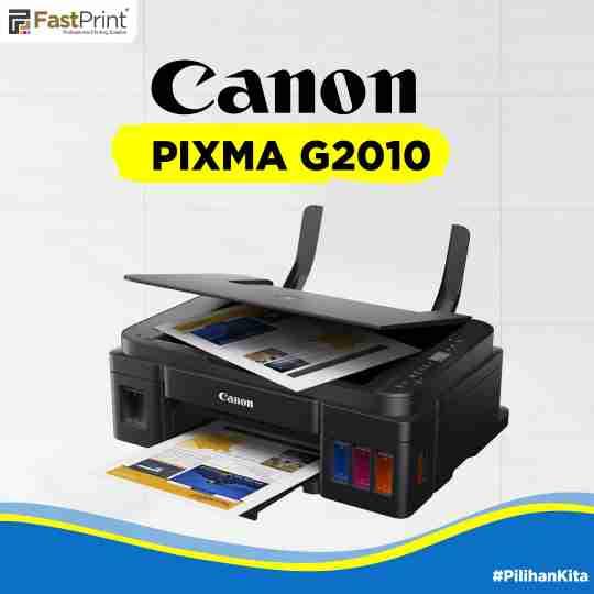 CANON PIXMA G2010, printer terbaik 2021, printer canon terbaik