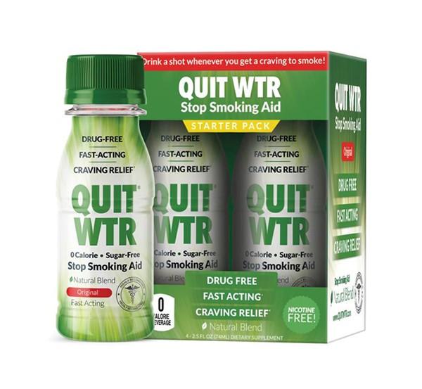 Quit WTR®   Herbal Detox Shot