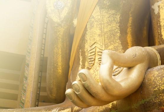 Boeddhisme en meditatie.