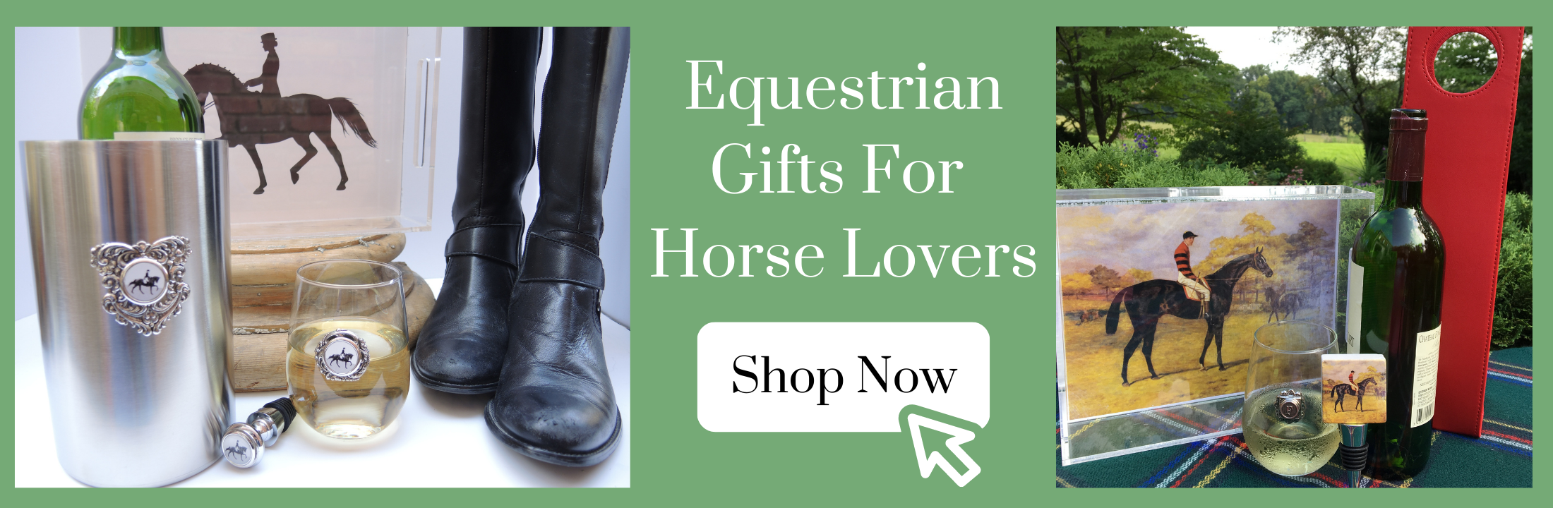 Equestrian Gifts for Horse Lovers