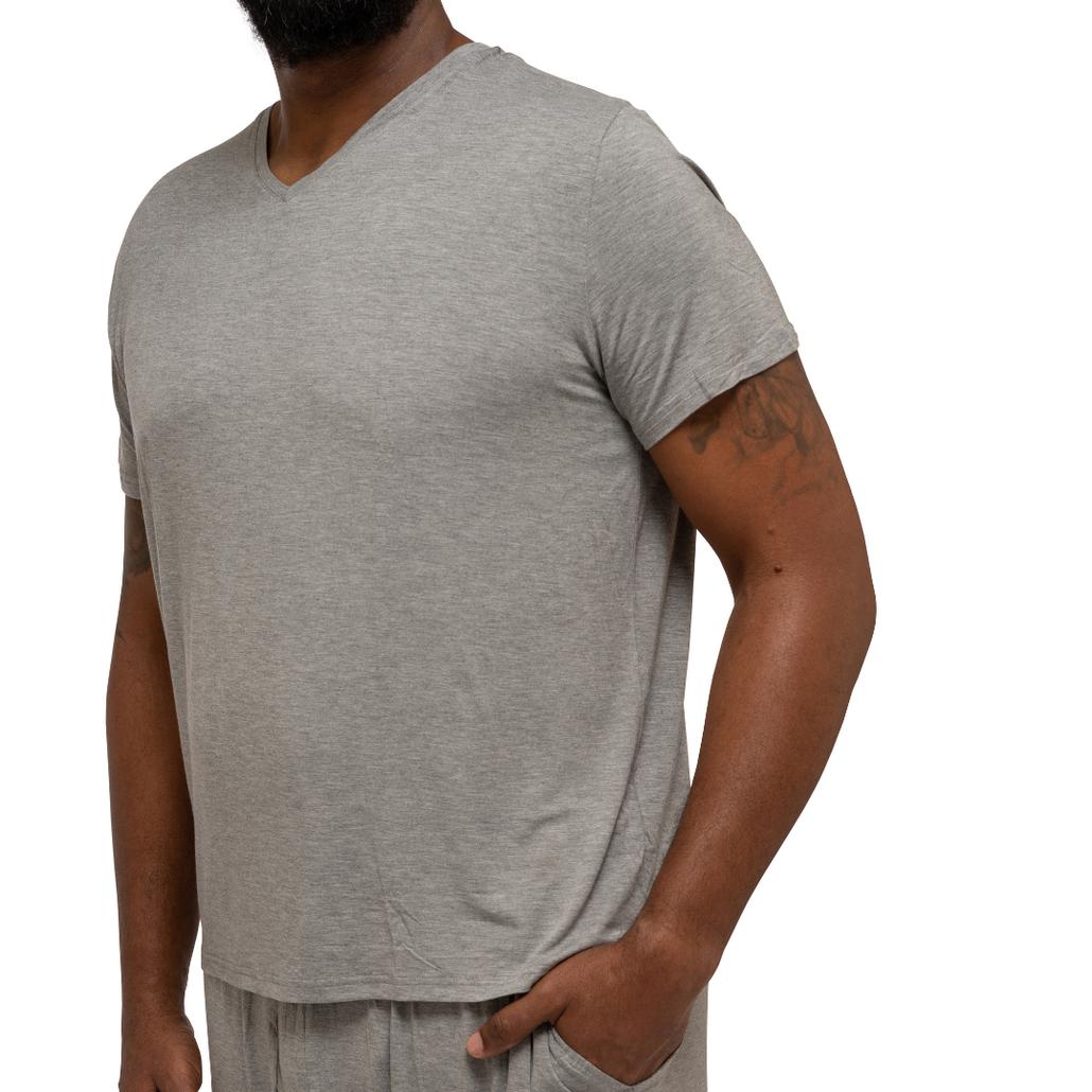 Men's Bamboo Pajama Shirt