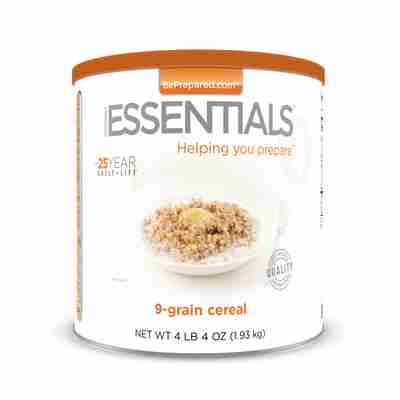 Emergency Essentials 9-Grain Cereal