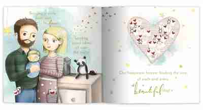 Love Lottery Internal Book Page