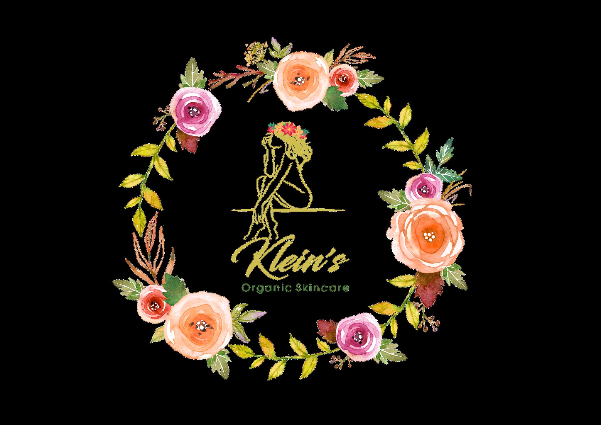 Kleins Organic Skincare logo