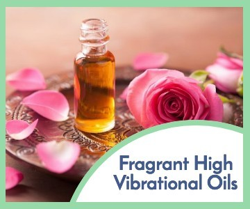 fragrant high vibrational oils