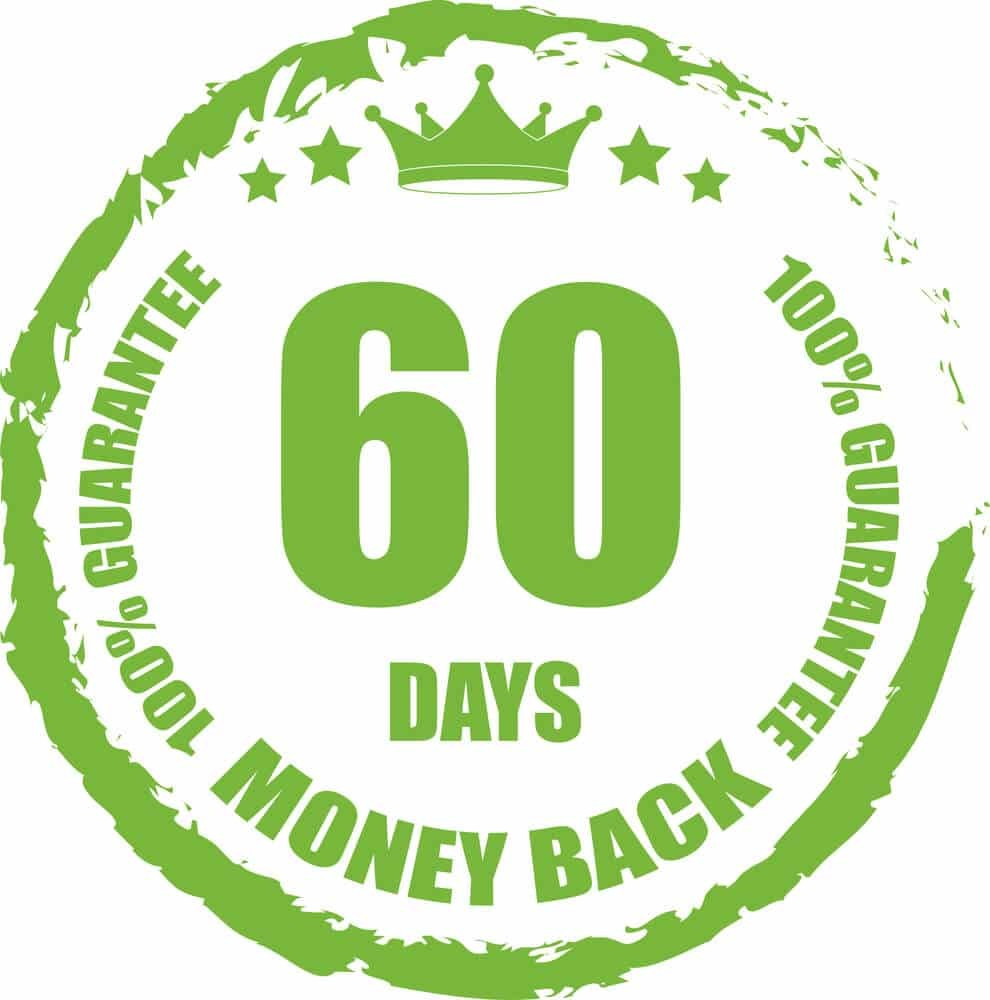 Lean Greens 60 Day Money Back Guarentee