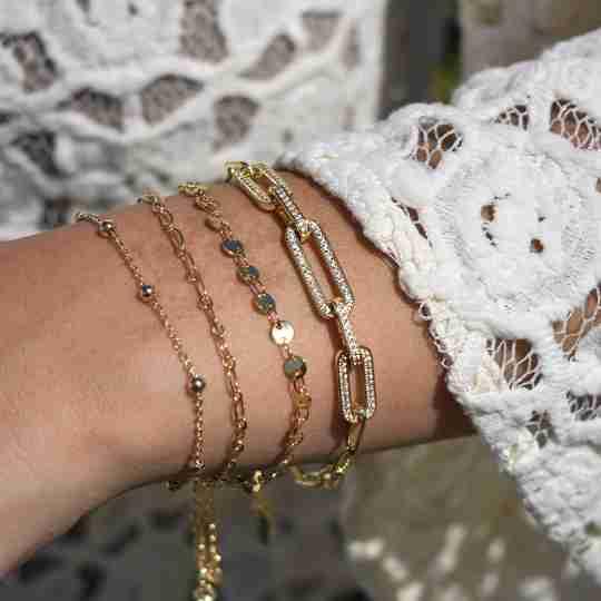 Sterling Forever bracelets