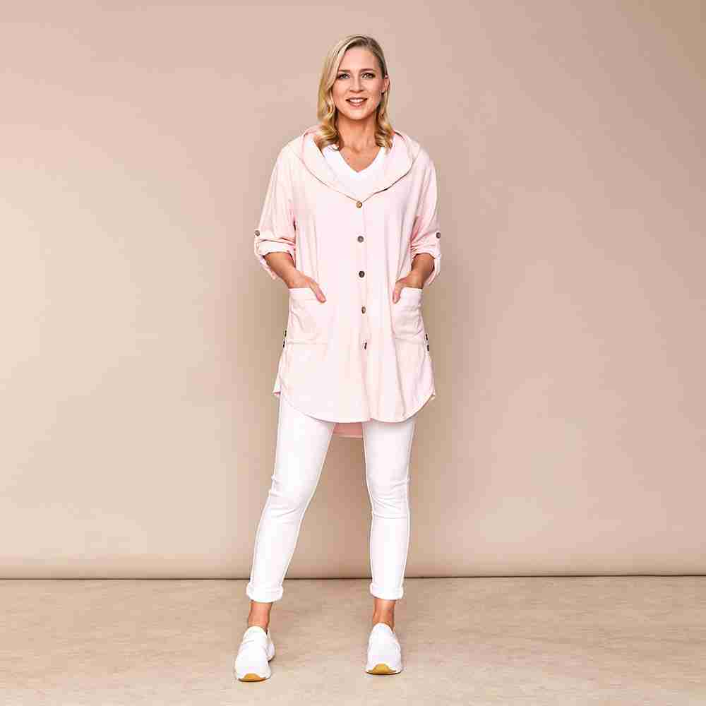 Nessa Hoody(Pink)€35.00