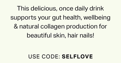Use code: Self Love