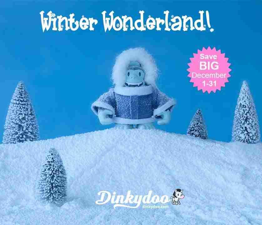 winter wonderland fabric sale