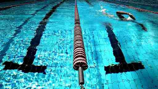 try something new swimming cardio